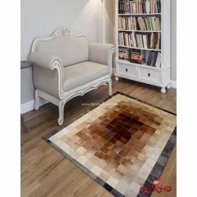 فرش پوست و چرم 2302