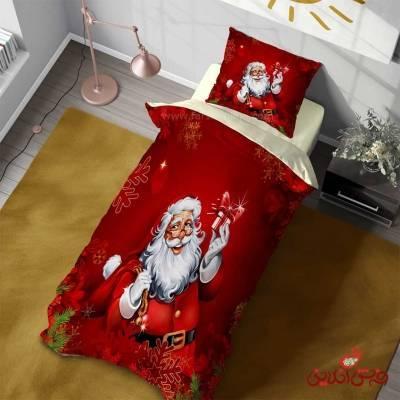 روتختی سه بعدی مدرن طرح بابا نوئل کد 3128