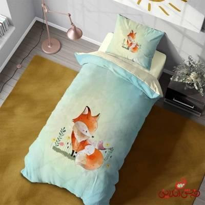 روتختی سه بعدی مدرن بچه روباه کد 3120