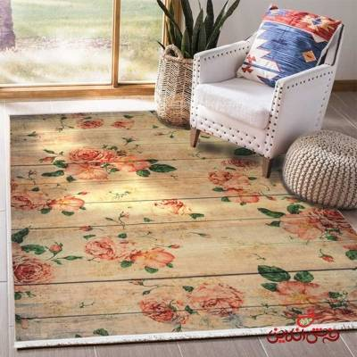 فرش ماشینی  کلاریس  کد 100452