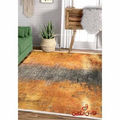فرش ماشینی  کلاریس  کد 100418