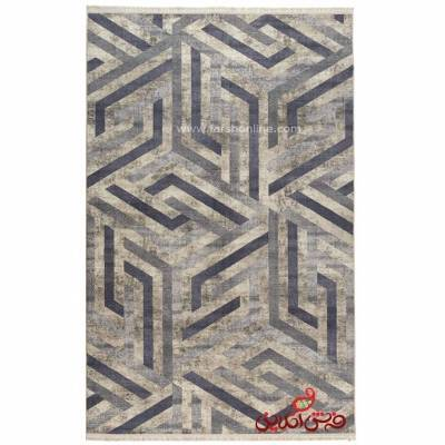 فرش ماشینی  کلاریس  کد 100356
