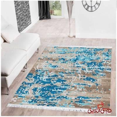 فرش ماشینی  کلاریس  کد 100483
