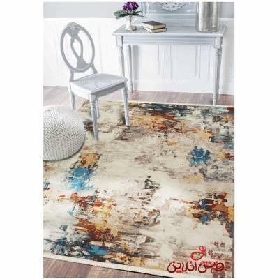 فرش ماشینی  کلاریس  کد 100484