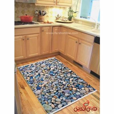 فرش ماشینی  کلاریس  کد 100453
